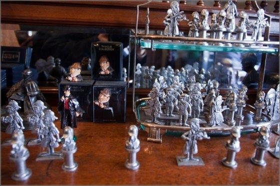 Музей Шерлока Холмса(немного Steampunk,дух старой, доброй Англии) (Фото 11)