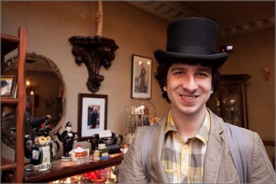 Музей Шерлока Холмса(немного Steampunk,дух старой, доброй Англии) (Фото 10)