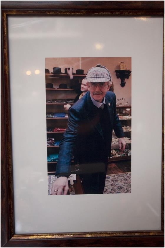 Музей Шерлока Холмса(немного Steampunk,дух старой, доброй Англии) (Фото 7)