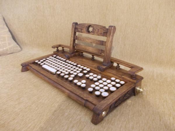 Клавиатура ака Секретеръ. Вот, доделал.