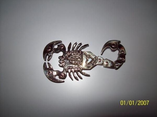 Скорпы флехи под стимпанк