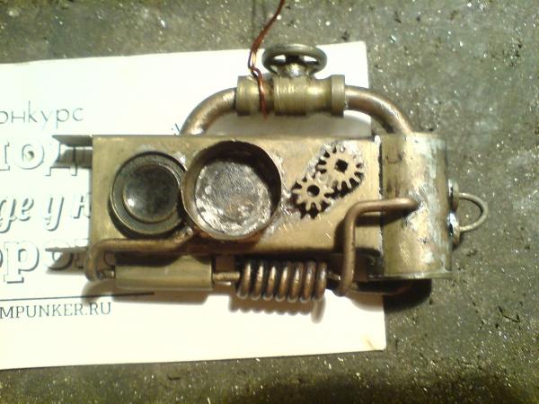 """""""забытый временем агрегат"""" или старая флешка (Фото 26)"""