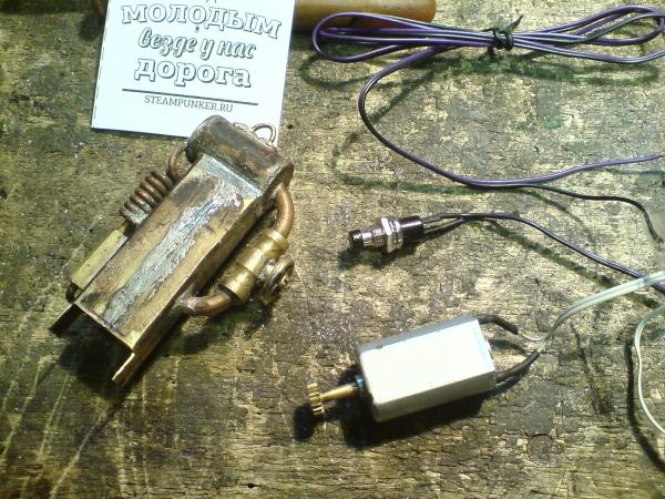 """""""забытый временем агрегат"""" или старая флешка (Фото 24)"""