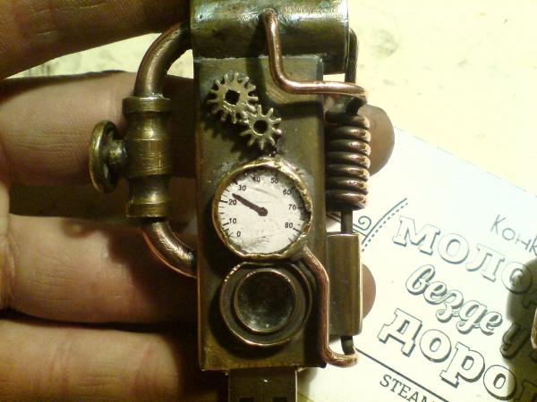 """""""забытый временем агрегат"""" или старая флешка (Фото 27)"""