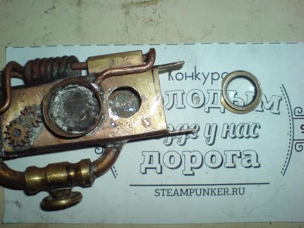 """""""забытый временем агрегат"""" или старая флешка (Фото 14)"""