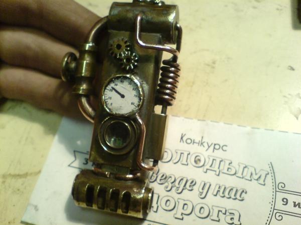 """""""забытый временем агрегат"""" или старая флешка (Фото 29)"""