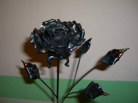 Кованая роза (Фото 8)