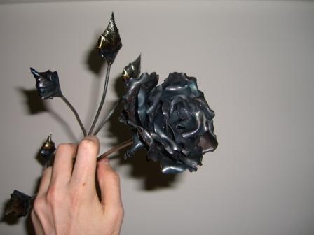 Кованая роза (Фото 6)