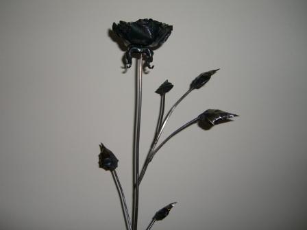 Кованая роза (Фото 3)
