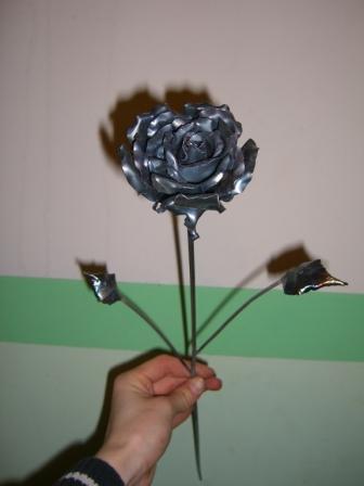 Кованая роза (Фото 11)