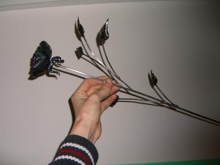 Кованая роза (Фото 5)