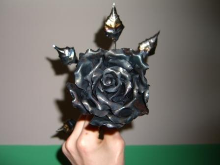 Кованая роза (Фото 2)