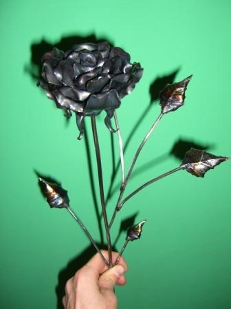 Кованая роза (Фото 7)