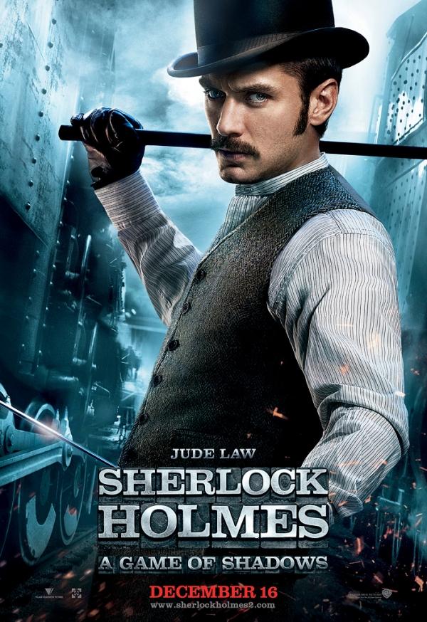 Шерлок Холмс: Игра Теней (Фото 3)