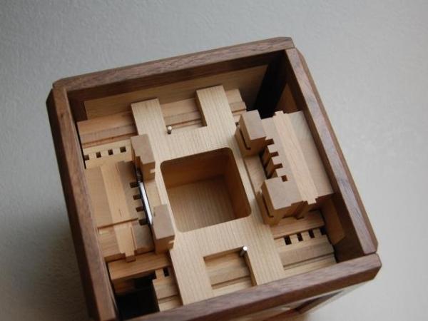 Химитсу-бако японская шкатулка с секретом!