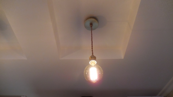 Винтажные ретро лампы Эдисона Steampunk.