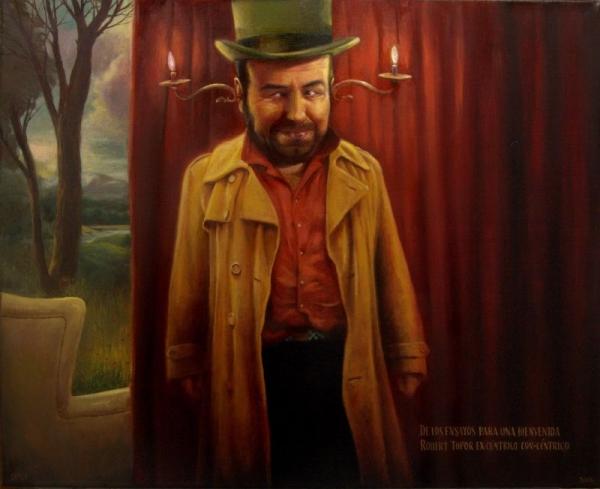 Jose Luis Serzo. Портреты маслом. (Фото 12)