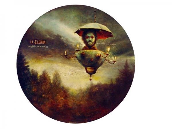 Jose Luis Serzo. Портреты маслом. (Фото 11)