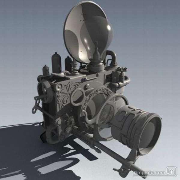 Steampunk Camera (Фото 6)