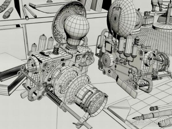 Steampunk Camera (Фото 3)