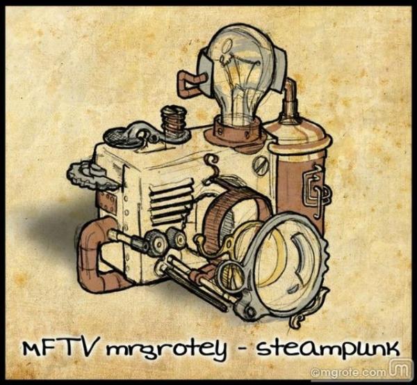 Steampunk Camera (Фото 2)