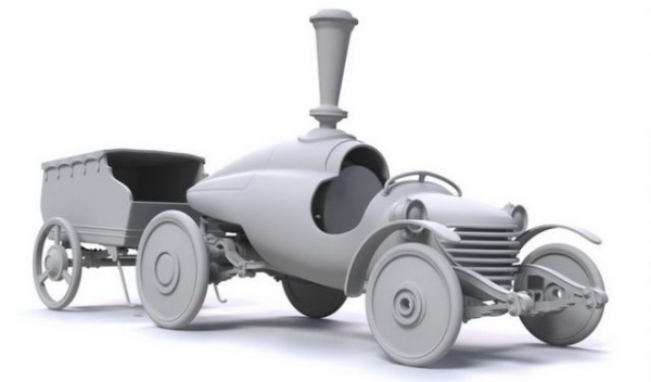 Steam Car (Фото 2)