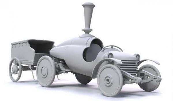 Steam Car (Фото 2)
