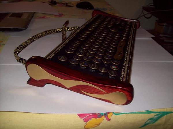 Клавиатура в стиле 18 века (Фото 5)