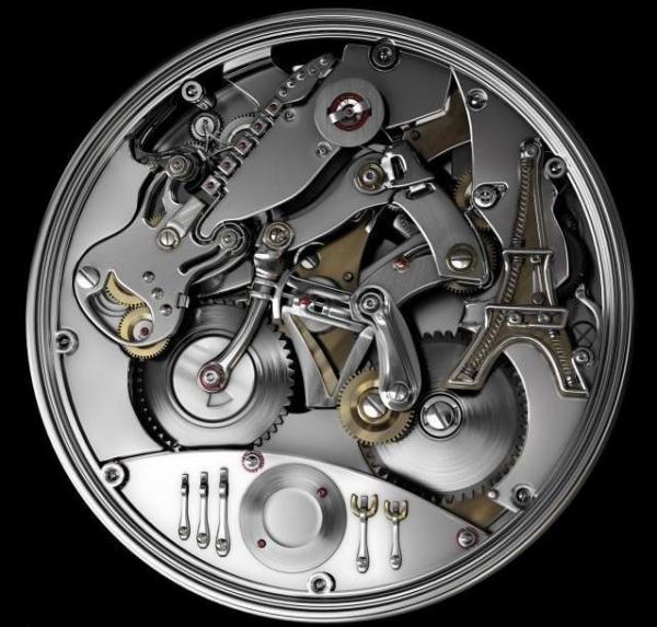 механизм часовой дизайн