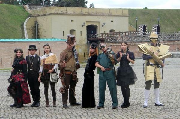 "Стимпанк-конвент ""Экспресс Kiev-Neverland"". Отчет."