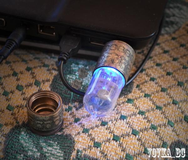 Луч света. Винтовка-кристалье.
