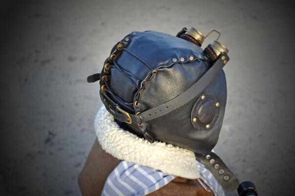 Лётный шлем (+фотосессия, 12 фото)