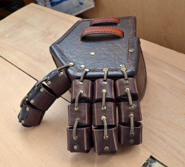 Механическая рука (аниматроника)