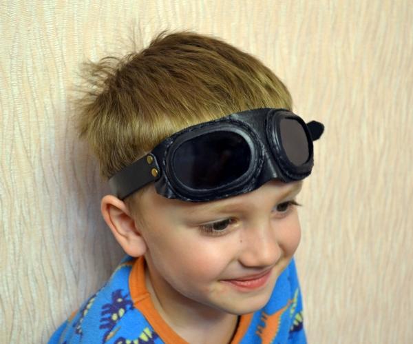 Лётный шлем 2 (+фотосессия)