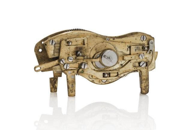 Серебряный носорог Фаберже