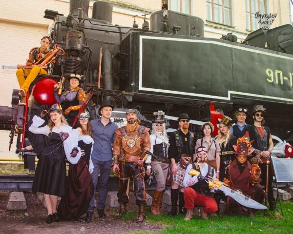 VI KyivSteamCon (15.09.2018) - фото