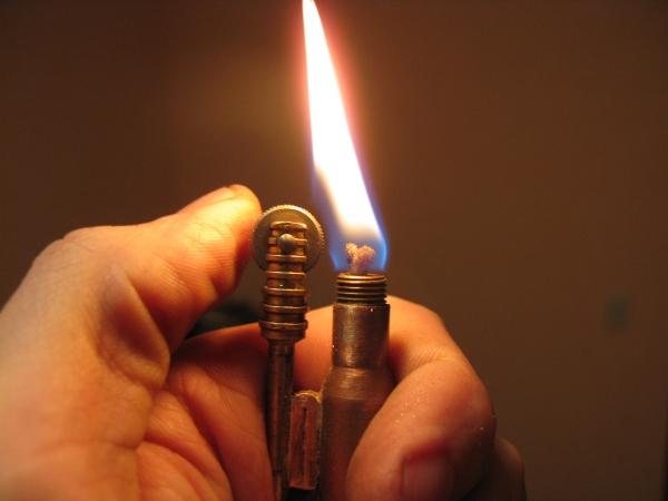 Зажигалки из гильз. (Фото 2)