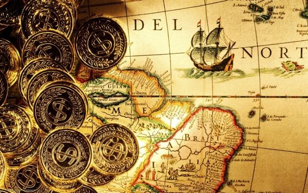 Старинные карты (небольшая подборочка) (Фото 11)