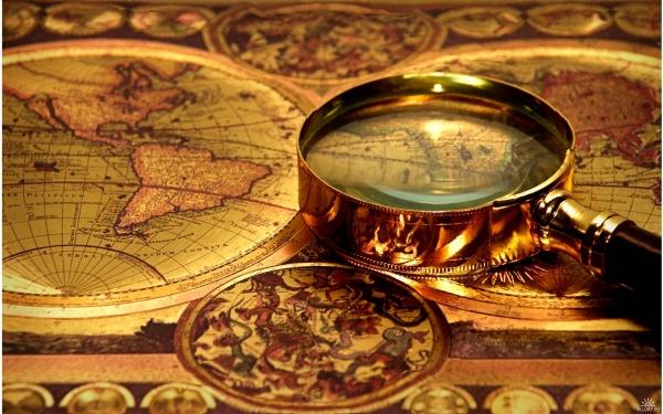 Старинные карты (небольшая подборочка) (Фото 4)
