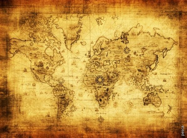Старинные карты (небольшая подборочка) (Фото 8)