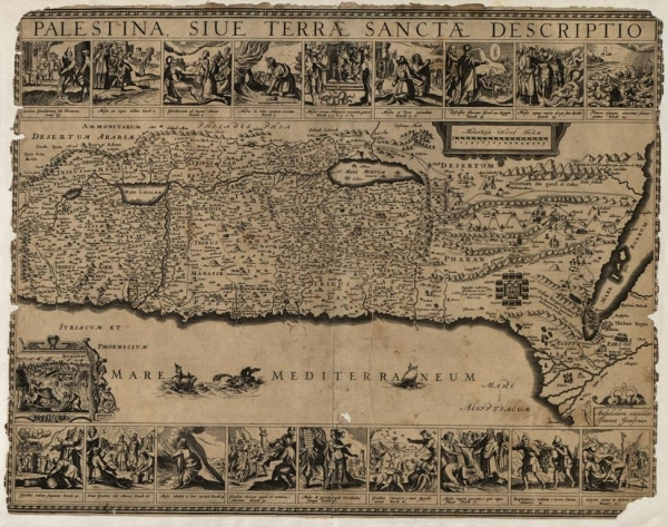 Старинные карты (небольшая подборочка) (Фото 20)