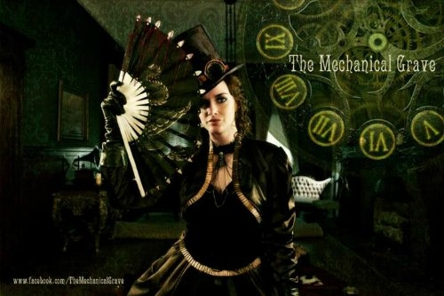 The Mechanical Grave (2011) - стимпанк-короткометражка (Фото 5)