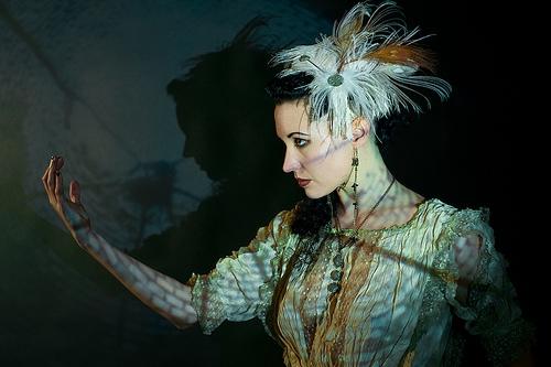 Steampunk jewelry tonight with... Erica Mulkey (aka Unwoman) - Вечер стимпанк-украшений с... Эрикой Малки (ака Unwoman) (Фото 4)
