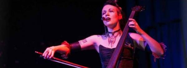 Steampunk jewelry tonight with... Erica Mulkey (aka Unwoman) - Вечер стимпанк-украшений с... Эрикой Малки (ака Unwoman)