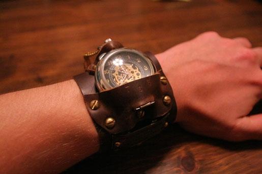 Наручные часы из карманных, нужен совет. (Фото 4)