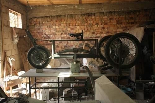 Steampunk Trike I (Фото 8)