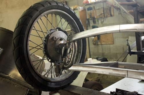 Steampunk Trike I (Фото 9)