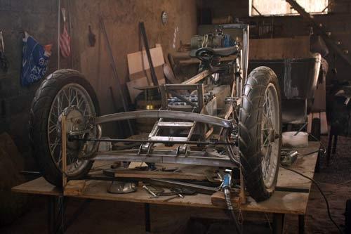 Steampunk Trike I (Фото 10)