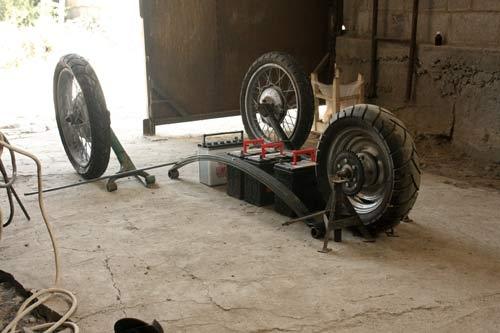 Steampunk Trike I (Фото 4)