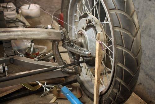 Steampunk Trike I (Фото 11)